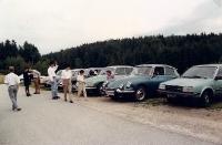 Erster Clubausflug 1993