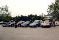 1. Clubausflug im Juni 1993
